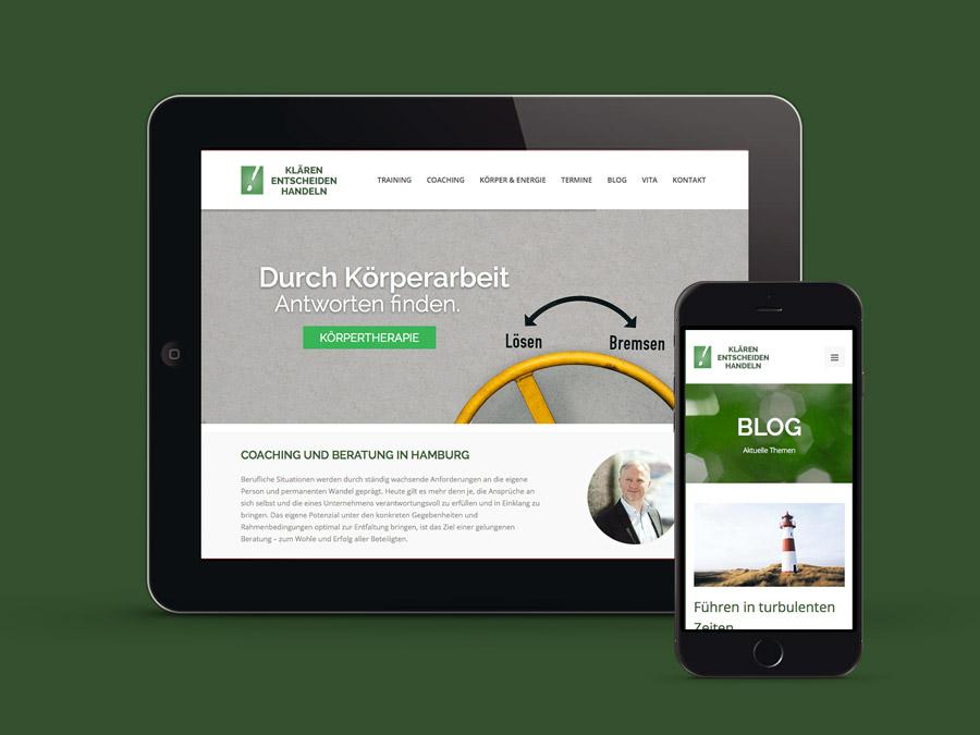 Coaching & Körpertherapie