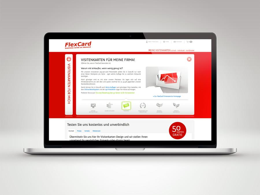 Flexcard Druckerei Für Visitenkarten Etage2 Graphic Design